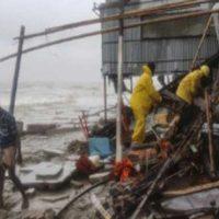 Hurricane in Bangladesh