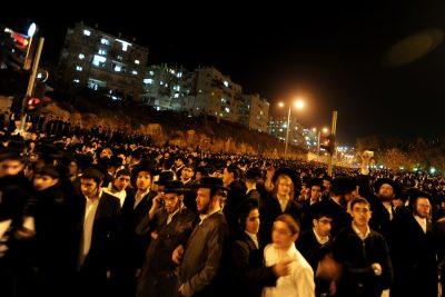 Jewish Demonstrated