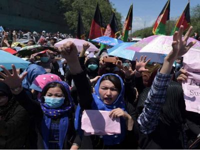 Kabul Protests