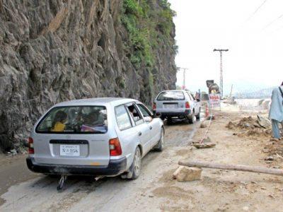 Kalam Road Construction