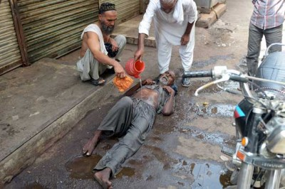 Karachi Heat Stroke