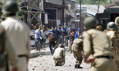 Kashmiri Protesters