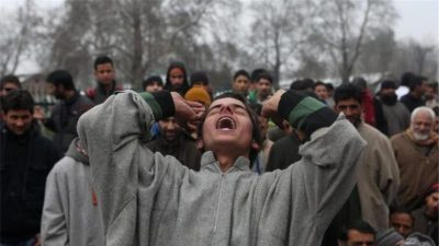 Kashmiris on Wrongdoing