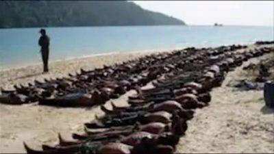 Killing Muslims In Burma