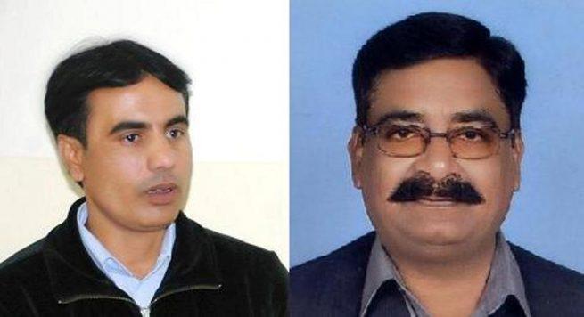 MA Tabbasum and Ghazi Shahid Raza