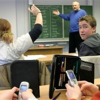 Mobile Use in School