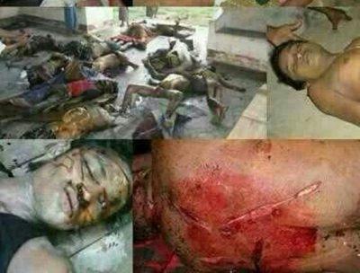 Muslims of killing
