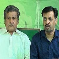 Mustafa Kamal and Dilawar Hussain