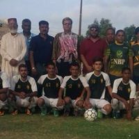 NBP Muhammad Ali shah Football Tournament