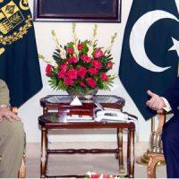 Nawaz and Raheel Sharif