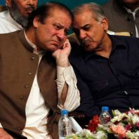Nawaz and Shahbaz Sharif