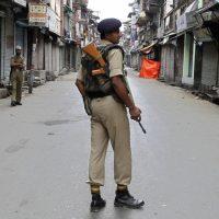 Occupied Kashmir strike