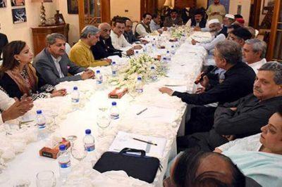 Opposition Negotiations