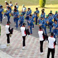 Pak Team Trainings Session