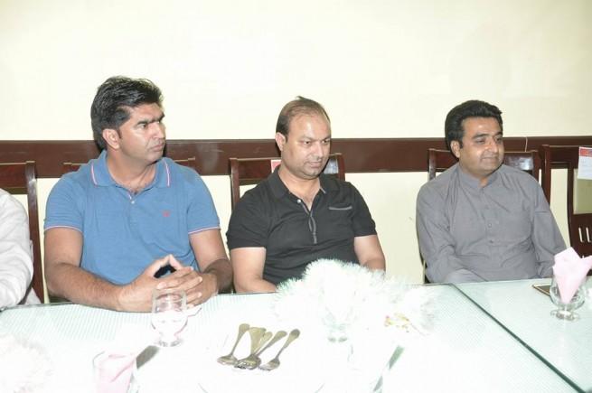 Pakistan Press Club, Paris France Honors Dinner