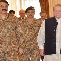 Pakistan Prime Minister Raheel Sharif
