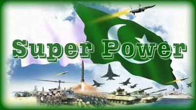 Pakistan Super Power