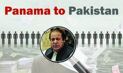 Panama to Pakistan