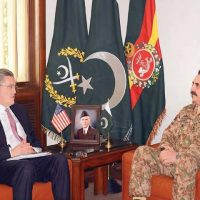 Raheel Sharif US Special Representative Meeting