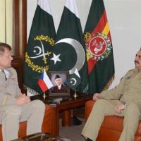 Raheel Sharif and Czech Republic Army Chief Meeting