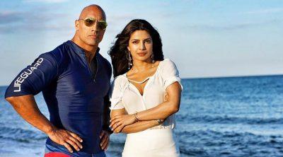 Rock and Priyanka Chopra