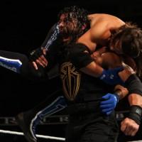 Roman Reigns Defeats AJ Styles