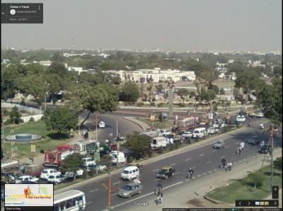 Shahar-e-Faisal - Google Maps