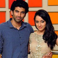 Shraddha Kapoor and Aditya Roy