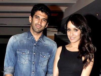 Shraddha and Aditya Rai