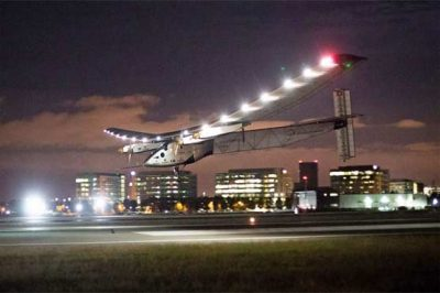 Solar Plane,