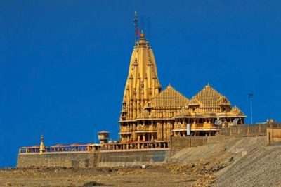 Somnath temple,