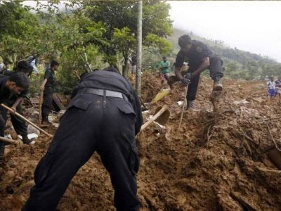 Sri Lanka Soil Landslides