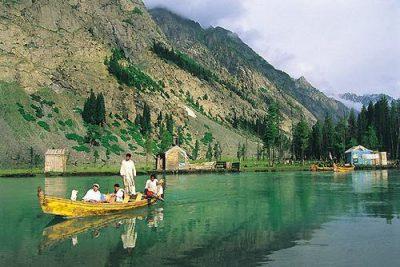 Swat Valley Kalam-Tourists