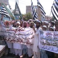 Talhar Samaji Burayoon K Khilaf Ehtajaj