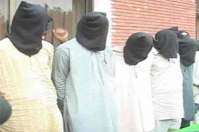 Terrorists Arrested
