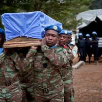 UN Peacekeepers Attacked