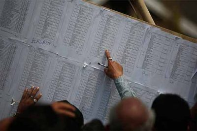 Voters Lists