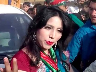 aany khan