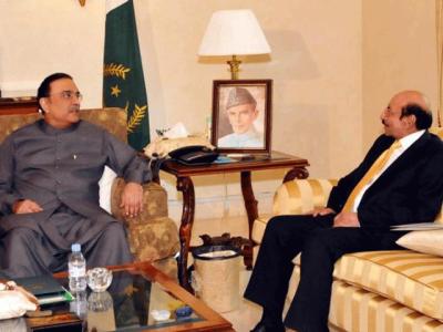 Asif Ali Zardari,