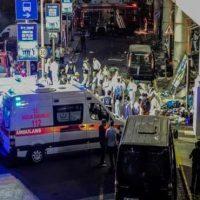 Ataturk Airport Blast