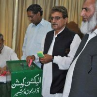 Azad Kashmir Election