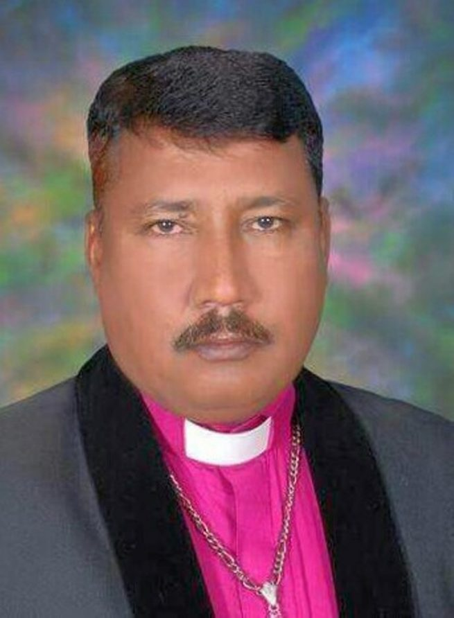 Bishop Irfan Bhatti