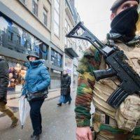 Brussels High Alert