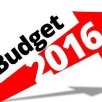Budget 2016-17