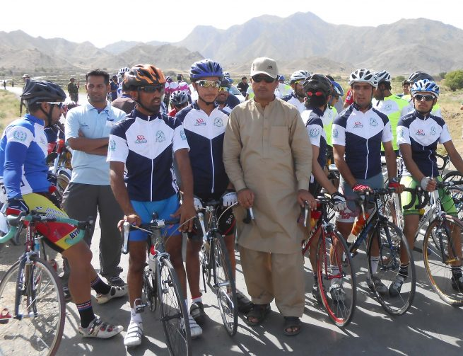 Mohmand Agency Cycle Race