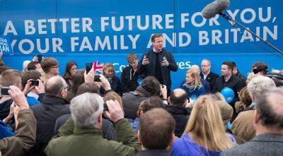 David Cameron Conference