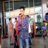 Deported Pakistani