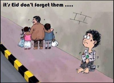 Eid Is The Festival To Remember Poor