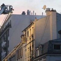 France Building Fire