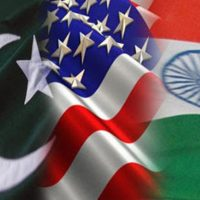 India Pakistan US